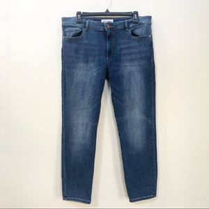 DL1961 Florence Instasculpt Cropped Skinny Jeans